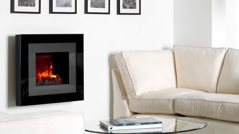 wall mounted dimplex fire